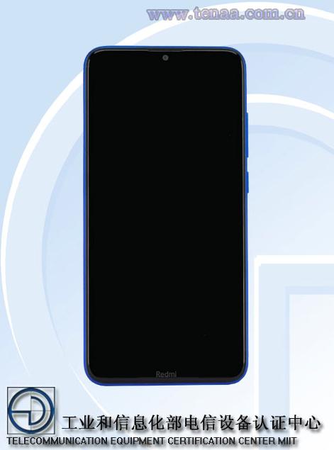Дизайн Redmi 8A рассекретил регулятор TENAA