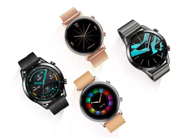 Huawei Watch GT 2 на Kirin A1 с LiteOS
