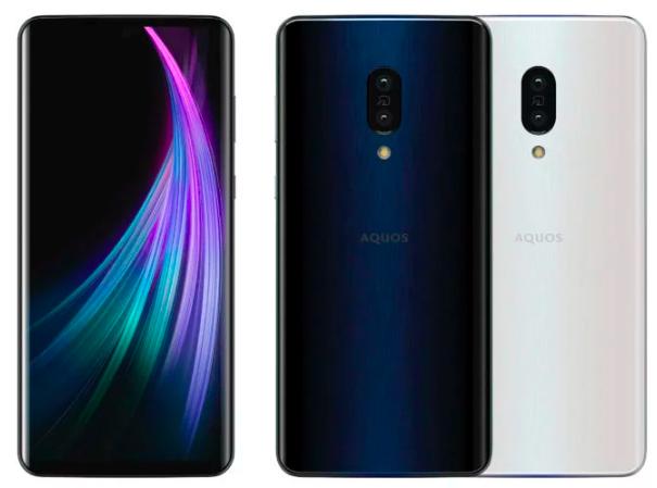 Анонс Sharp Aquos Zero 2: Android 10 и дисплей с частотой обновления 240 Гц
