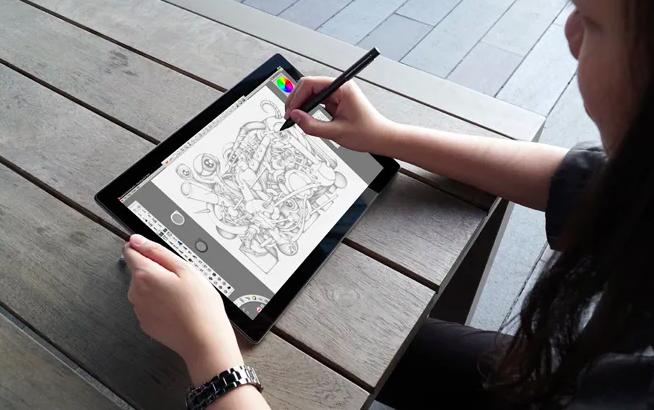 Планшет Chuwi UBook Pro на площадке Indiegogo за $449 – фото 4