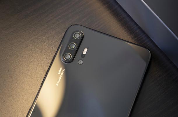 Вышел UMIDIGI F2 с квадрокамерой, батареей на 5150 мАч и Android 10 – фото 2