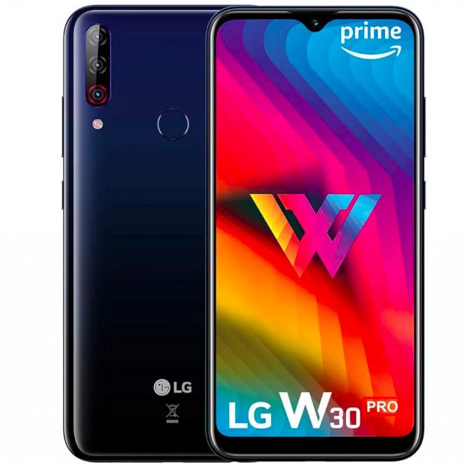Вышел LG W30 Pro на базе Snapdragon 632 за $211