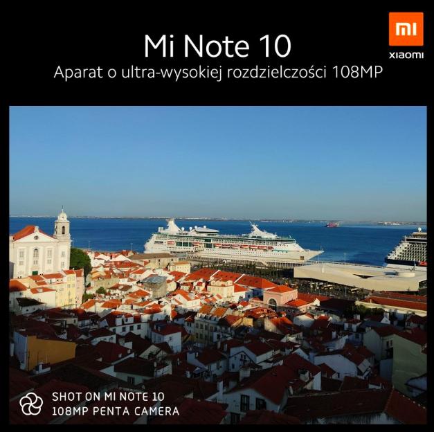 Названа дата выхода Xiaomi Mi Note 10 на европейский рынок – фото 2