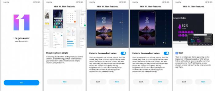 Стабильная сборка MIUI 11 Global доступна для установки на 11 смартфонов – фото 2