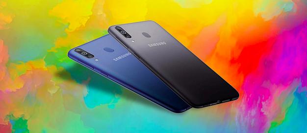 Премьера Samsung Galaxy M50 может состояться в ноябре