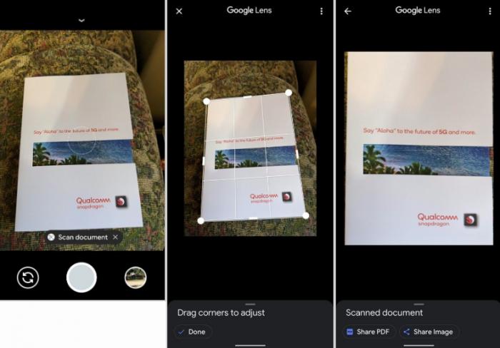 Google Camera на Pixel 4 теперь может сканировать, копировать и переводить тексты – фото 3