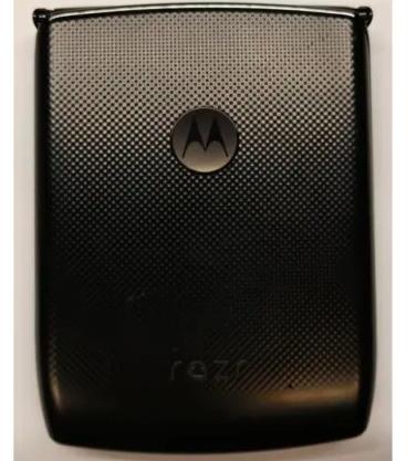 Обновленный Motorola RAZR на «живых» фото – фото 3