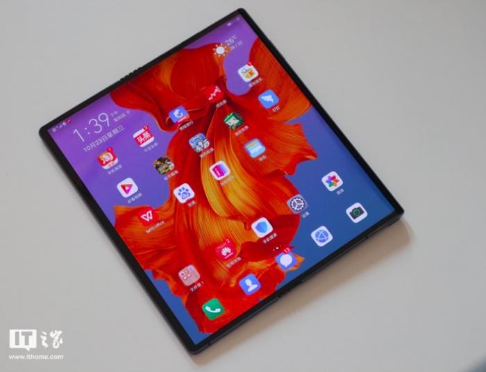 Huawei Mate X выйдет на рынок в намеченный срок