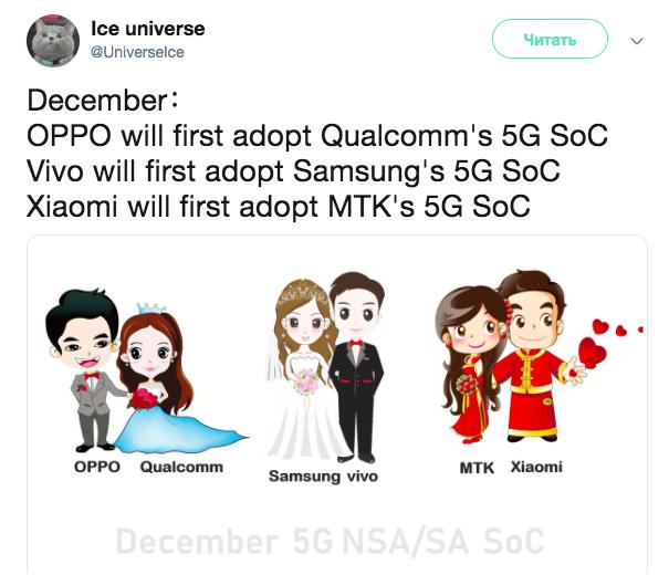 В декабре состоится анонс четырех 5G смартфонов. Какие платформы они получат? – фото 1