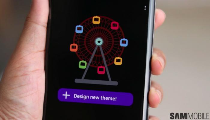 Samsung предлагает приложение Theme Park для создания собственных тем – фото 1