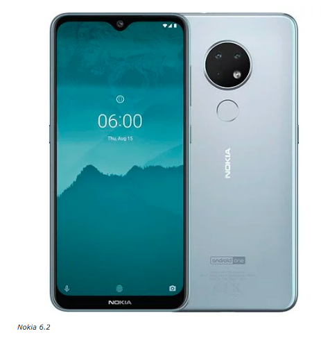 Nokia 5.2 и Nokia 1.3: характеристики и ценники