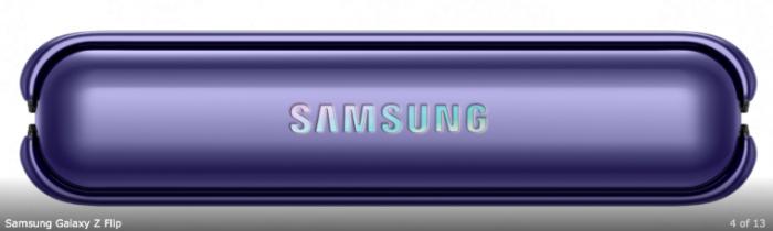 Слили все характеристики Samsung Galaxy Z Flip – фото 3