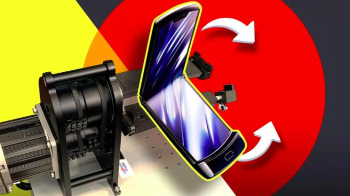 Motorola Razr 2019 переживет 100 тысяч сгибаний? Это стоит проверить