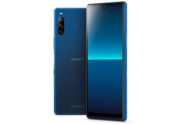 Представлен Sony Xperia L4 с тройной камерой и NFC – фото 1