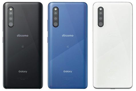 Samsung Galaxy A41 представили в Японии – фото 3