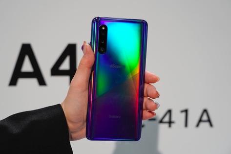 Samsung Galaxy A41 представили в Японии – фото 6