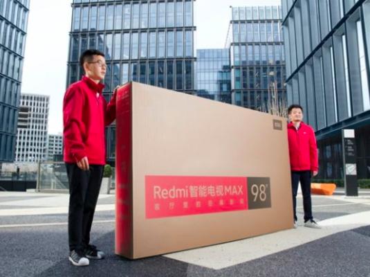 Redmi представила огромный телевизор Smart TV Max за $2825 – фото 2