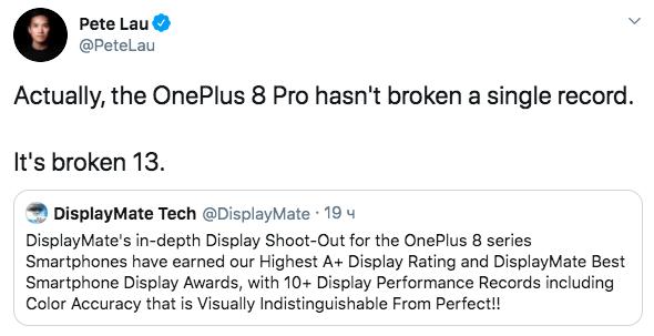 OnePlus 8 Pro будет рекордсменом по 13 параметрам – фото 3