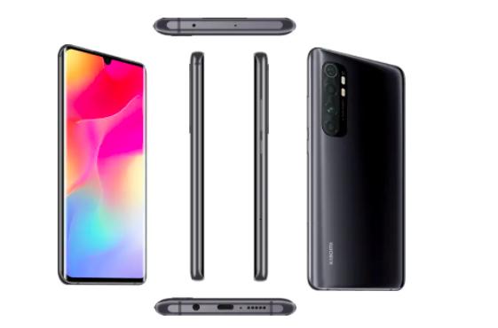 Xiaomi Mi Note 10 Lite: цена и подробные характеристики – фото 1