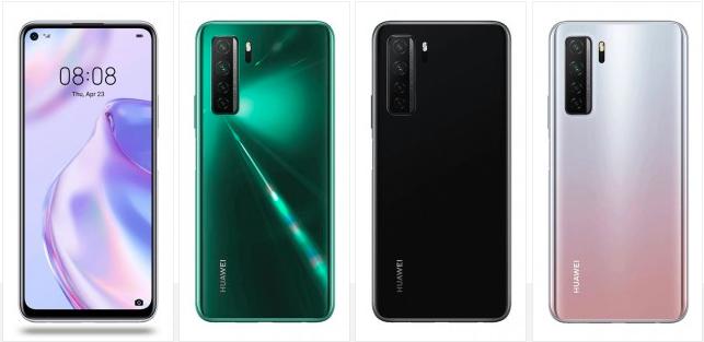 Вышел Huawei P40 Lite 5G: самый доступный 5G-смартфон для рынка Европы – фото 1