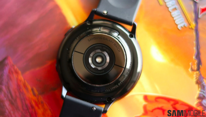 Засветились новые смарт-часы Samsung Galaxy Watch – фото 1