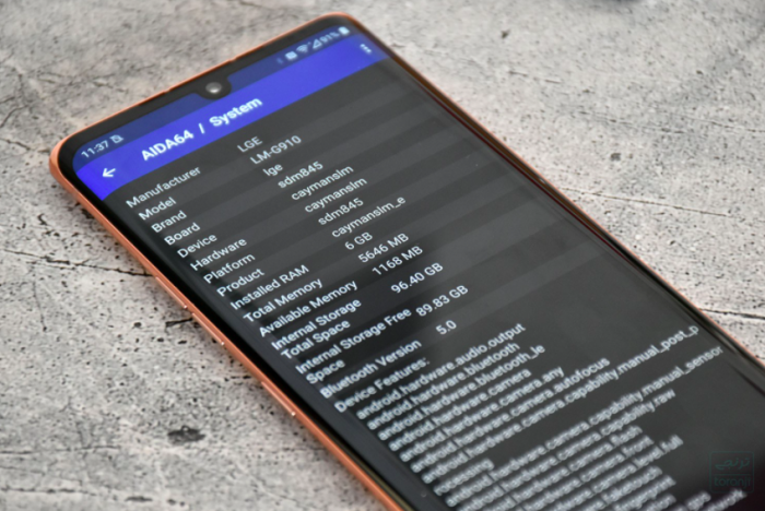 Не зашел LG Velvet на Snapdragon 765G? Будет альтернатива – фото 2