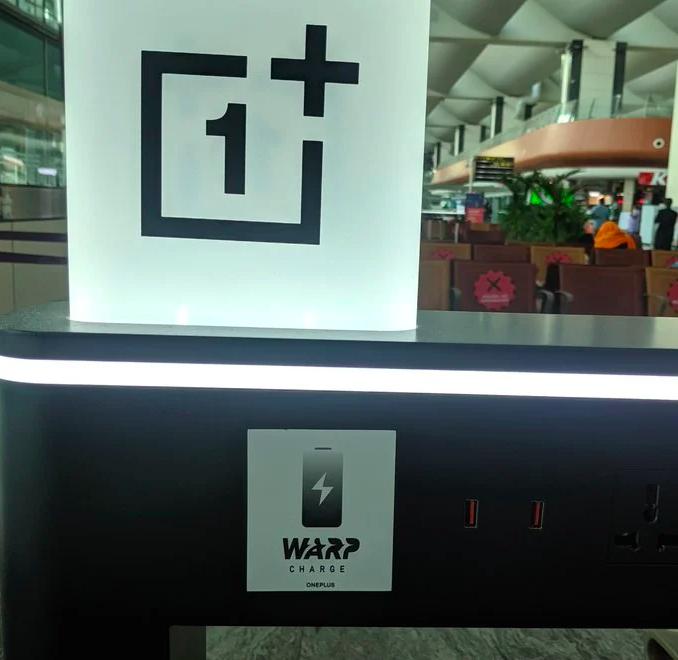 OnePlus создает сеть зарядных станций – фото 2