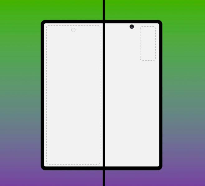 Качественный рендер Samsung Galaxy Fold 2 разделил Интернет-сообщество – фото 2