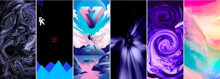 Качаем! Обои для серии OnePlus 8 от фанатов – фото 3