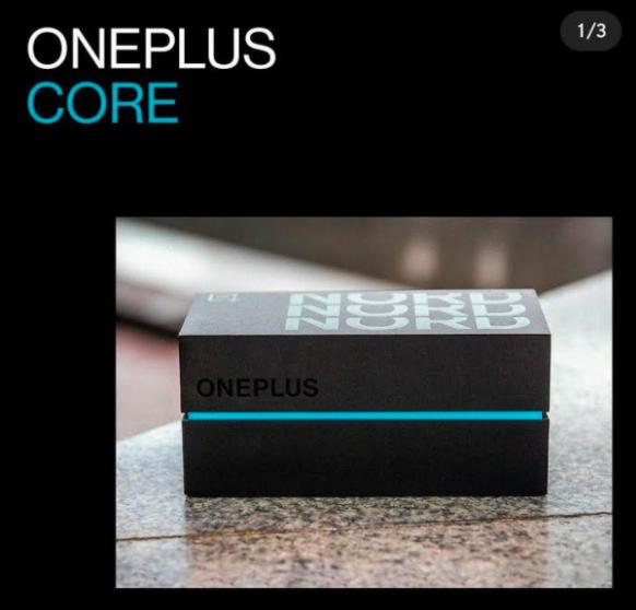 OnePlus Nord: фото коробки, важная черта камеры и дата анонса – фото 3