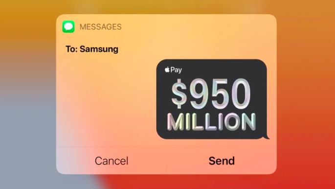 950 млн долларов: столько Apple заплатила Samsung за невыполнение обязательств – фото 1