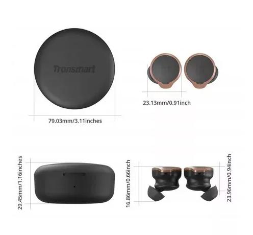 Tronsmart Apollo Bold: TWS-наушники с гибридным активным шумоподавлением и новым чипом Qualcomm – фото 3