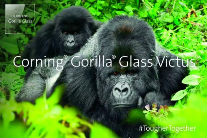 Новое стекло Gorilla Glass Victus выдержит падение с высоты 2 метров – фото 1