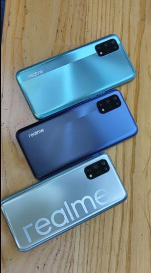 Realme V5 теперь предстал и на «живых» снимках – фото 2