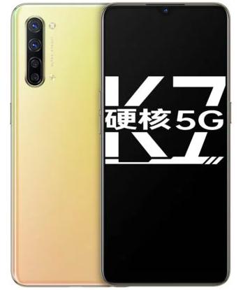 Представлен Oppo K7 5G: типичный представитель среднего яруса – фото 4