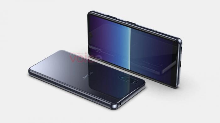 Sony планирует очередной компактный телефон? Первые рендеры Sony Xperia Compact – фото 1