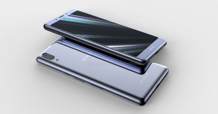 Sony Xperia L3: характеристики и эскиз смартфона – фото 2