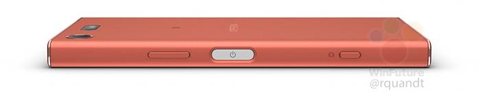 Sony Xperia XZ1 Compact — самый маленький среди флагманов на рендерах – фото 3