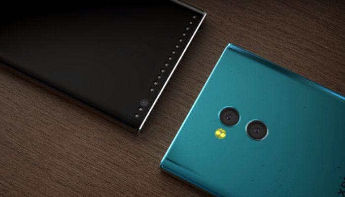 Рендеры Sony Xperia XZ Premium 2: наконец-то «безрамочный» дисплей – фото 3