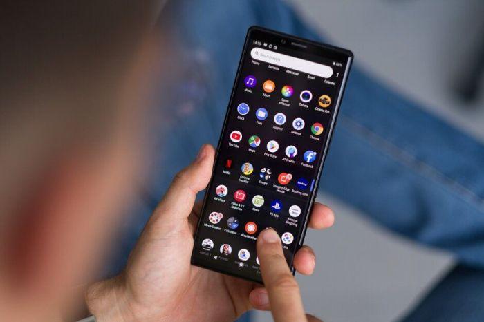 Обновление до Android 10 приносит проблему на Sony Xperia 1 и Xperia 5