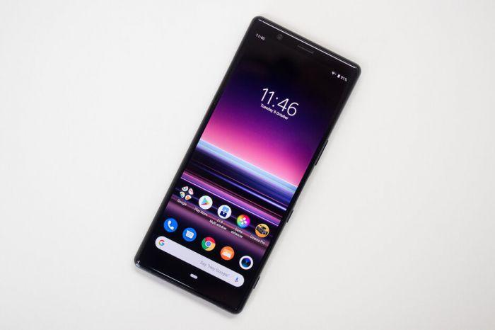 Продажи смартфонов Sony достигли дна – фото 1