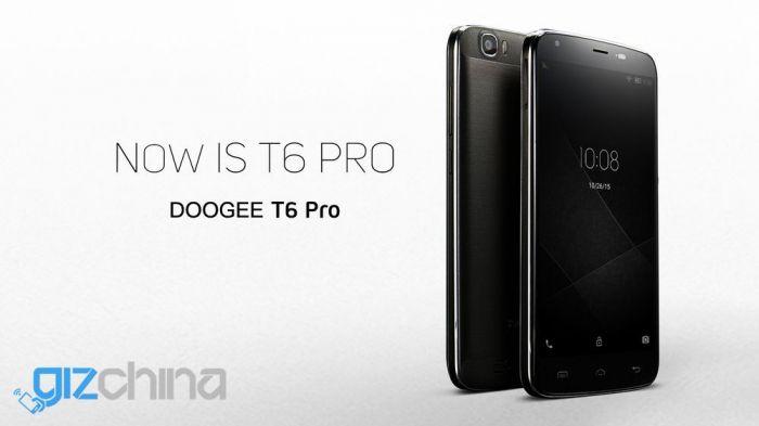 Doogee T6 Pro получил МТ6753, 13 Мп камеру, 3+32 Гб и ценник в $149,99 – фото 2
