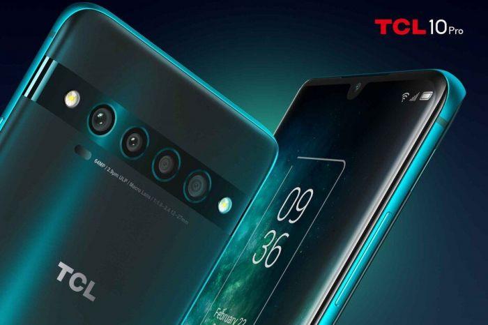 TCL 10 Pro, TCL 10L и TCL 10 5G: объявлены характеристики и цены – фото 2