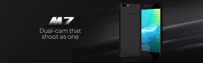 На создание Leagoo M7 с двойной камерой вдохновил iPhone 7 Plus – фото 1