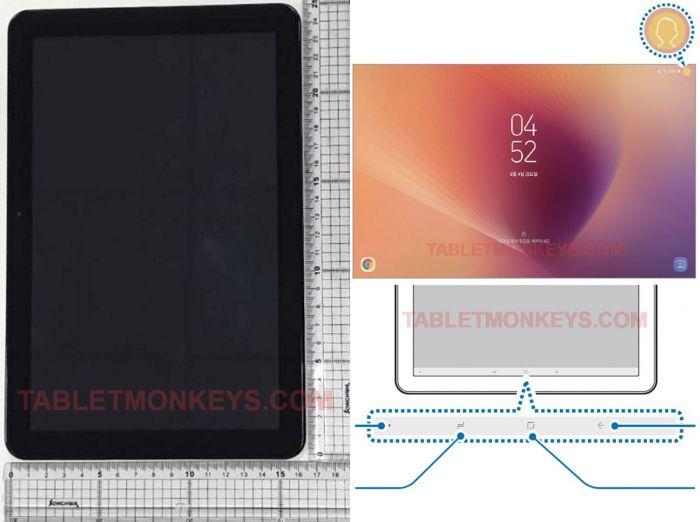 Первые характеристики и фото Samsung Galaxy Tab Advanced 2 и 2XL – фото 1