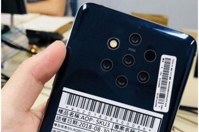 HMD Global назвала причину задержки Nokia 9 PureView – фото 1