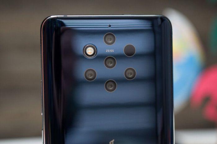 Анонс Nokia 9.1 PureView отложили до следующего года