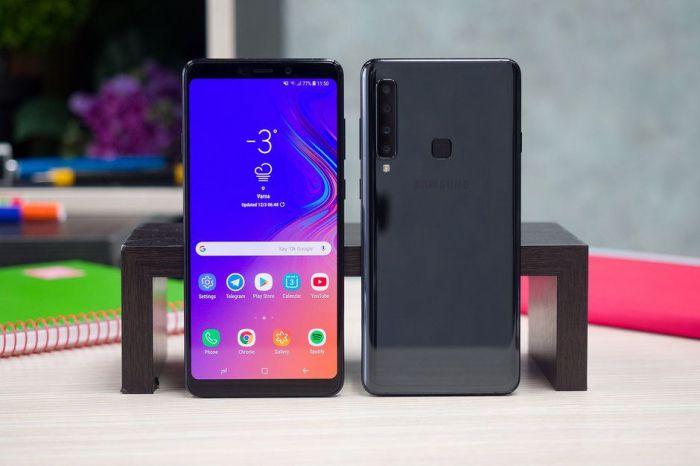 Samsung Galaxy A10 приписывают дисплейный сканер отпечатков пальцев – фото 1