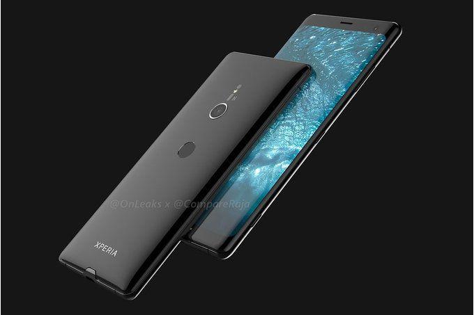 Флагманский CMOS-датчик Sony IMX586 установят в Xperia XZ3 – фото 1