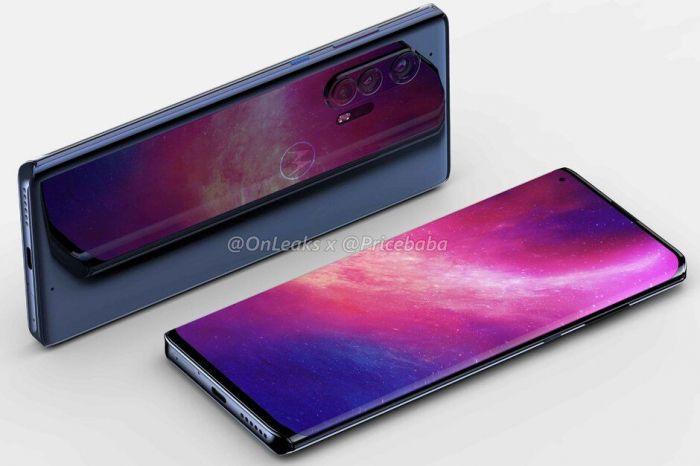 Показали, как будет выглядеть Motorola Edge+ – фото 1